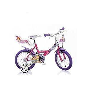 41mv Cicli Puzone Bici 16 Winx Dino Bikes Art. 164 R-WX7