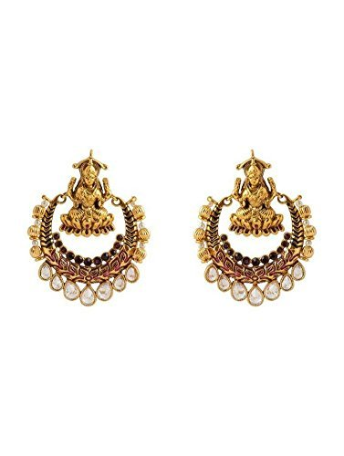 inaya-womens-earrings-pair-goddess-lakshmi-designer-golden-jhumka-beaded-han