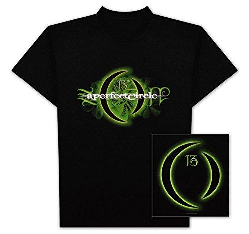 FEA Merchandising Un perfecto círculo trébol de la 13th T-Shirt - negro -