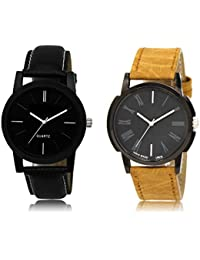 The Shopoholic Black Combo New Collection Black Dial Analog Watch For Boys Watch. Boy Stylish