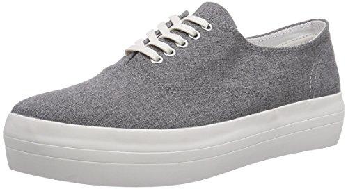 Vagabond Keira, Low-Top Sneaker donna, Grigio (grigio ( Grigio Scuro)), 38