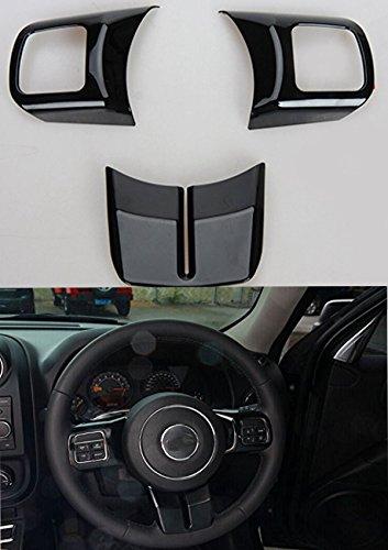 opar-3pcs-set-black-steering-wheel-cover-trim-for-2011-2017-jeep-wrangler-jk-sahara-rubicon-compass-