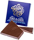 Willie's Milk of the Gods milk chocolate bar