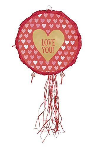 (Boland 48012 You Pinata Love 40 cm, Mehrfarbig)