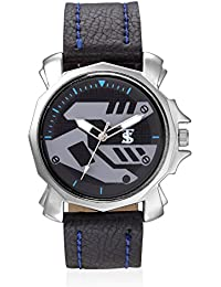 TSX Analog Watch With Leather Strap WATCH-055