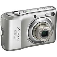 "Nikon COOLPIX L19 Digitalkamera (8 Megapixel, 3,6-fach optischer Zoom, 2,7"" Display) silber"