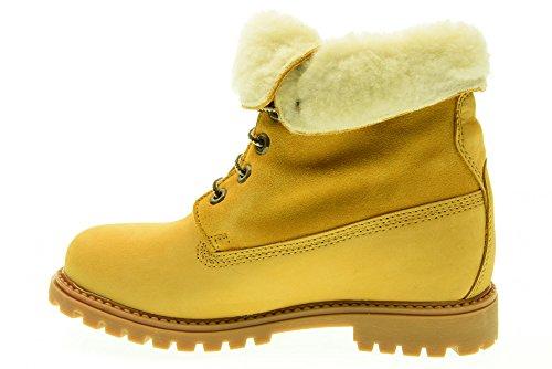 Lumberjack, Stivali donna Giallo (giallo)