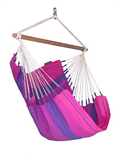 LA SIESTA Hängestuhl Basic ORQUIDEA purple