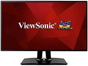 VIEWSONIC vp276868,5827zoll wqhd superclear Moniteur LED IPS 5ms 350unités 2xhdmi Mini DisplayPort USB Height Adj H178/V178