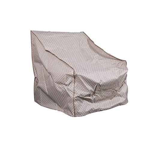 YMYP08 Indoor Single Sofa staubschutz, wasserdichte möbel Abdeckung Oxford Tuch Anti-Staub bettdecke grau Abdeckung Tuch größe (33 * 35 * 36in) (Size : 33 * 35 * 36in) -