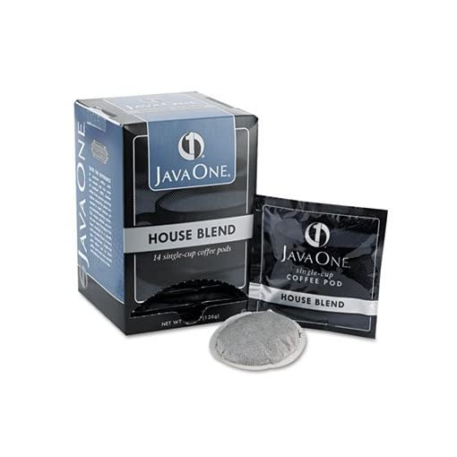 Single Cup Coffee Pods, French Vanilla, 14 Pods/Box by Distant Lands Coffee