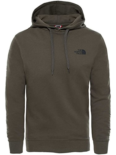 673dd51a3c The North Face Drew Peak Peu Lt, Sweat à Capuche Homme XS New Taupe Green