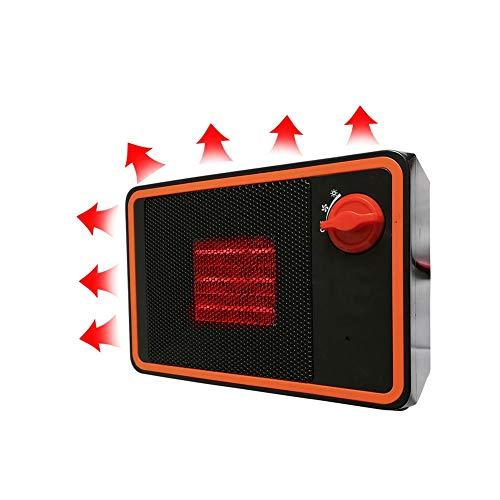 gaeruite 24V-350W - Calentador de Coche portátil de Invierno de Alta Potencia para camión y Furgoneta