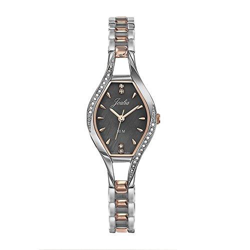 Joalia Femme Analogique Quartz Montre connectée avec Bracelet en Aucun 634059