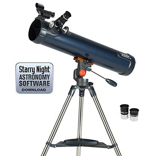 Celestron LT 76AZAstromaster - Telescopio Reflector