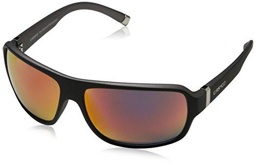Casco Sportbrille und Sonnenbrille SX-61 Bicolor, schwarz-Gunmetal