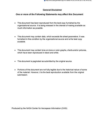 Dual channel scannning radiometer Final report (English Edition)