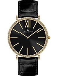 Jacques Lemans Reloj los Mujeres Alpha Saphir 390F