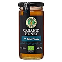 Organic Larder Organic Honey with Wild Flower - 315 gm