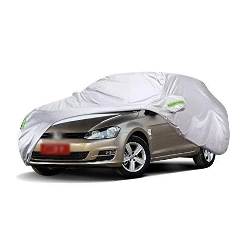 Kompatibel mit Volkswagen Golf 7 Auto Regenschutz Autotuch Sonnenschutz Car Cover