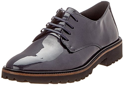 Ecco Damen INCISE Tailored Brogues, Blau (Night Sky 01303), 40 EU