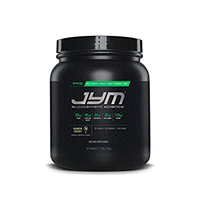 Jym Supplement Science - Pre Workout 796g | Muscle Growth | Strength | Energy | Endurance | Mind by Jym Supplement Science