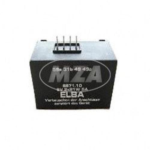 Preisvergleich Produktbild Elba 6V-2x21W 8871.10 / 1