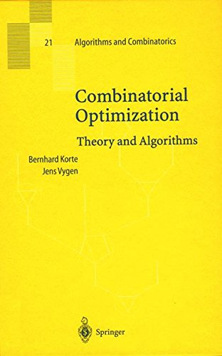 Combinatorial Optimisation. : Theory and Algorithms