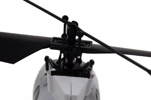 Nine Eagles Bravo SX 4-Kanal RC Hubschrauber - 8