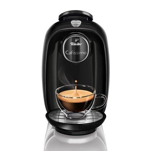 Tchibo Cafissimo PICCO Kaffeekapselmaschine, Volcano Black by Tchibo