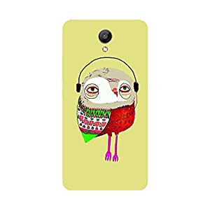 Digi Fashion Designer Back Cover with direct 3D sublimation printing for Redmi Note 2