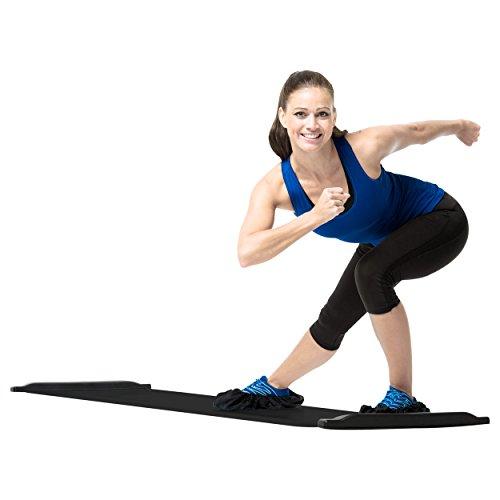 41mvHGI0J1L - Mit dem Slide Board zur Traumfigur - was steckt hinter diesem neuen Fitnesstrend?