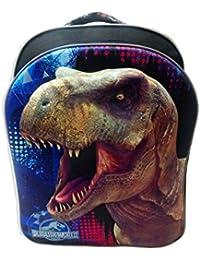 Preisvergleich für Jurassic World, Jungen Kinderrucksack Schwarz