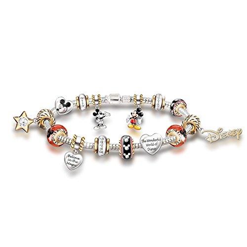 walt-disney-110th-anniversary-mickey-mouse-charm-bracelet-by-the-bradford-exchange