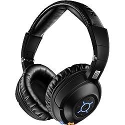 [Inalámbrico] Sennheiser MM 550-X Travel - Auriculares de diadema cerrados Bluetooth, negro