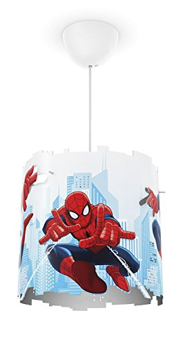 philips-e-disney-spiderman-sospensione-lampadario