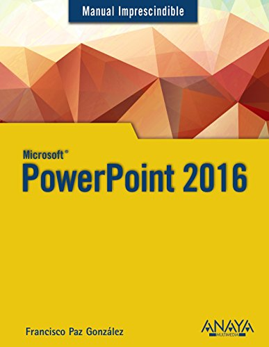 Powerpoint 2016 (Manuales Imprescindibles)