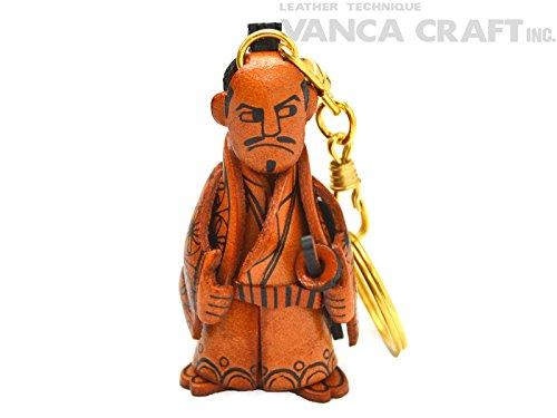Vanca.com ,  Unisex-Erwachsene Schlüsselanhänger braun (Handschuhe Mascot)
