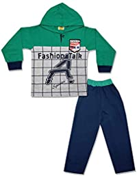 cacb97f82fa4 Greens Boys  Pyjama Sets  Buy Greens Boys  Pyjama Sets online at ...