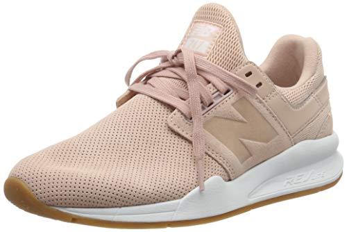 New Balance 247v2, Zapatillas para Mujer, Rosa (Pink Pink), 40.5 EU