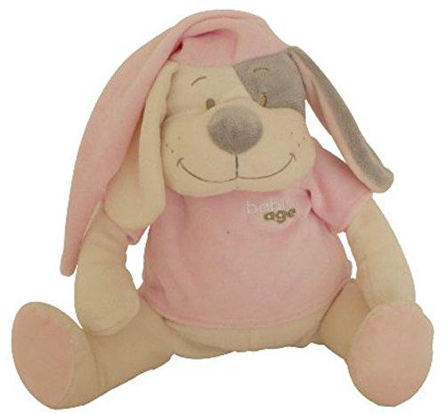 Cagnolino Doodoo - Calma il pianto del bambino con i suoni del grembo materno - Si accende in modo automatico e addormenta il bambino