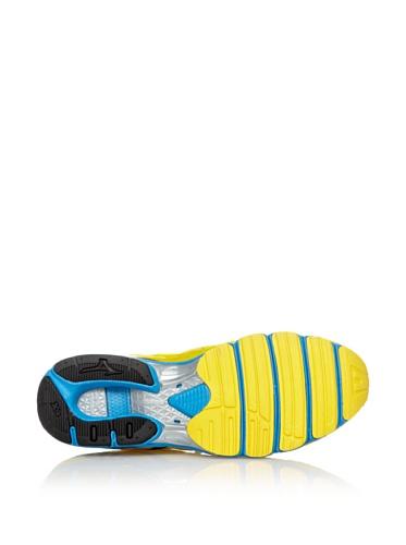 Mizuno Sneakers Running Wave Aero 12 Giallo/Blu EU 46.5 (UK 11.5) Giallo/Blu