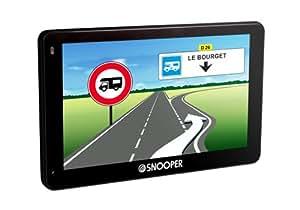 Snooper CC 2200 GPS Eléments Dédiés à la Navigation Embarquée Europe Fixe, 16:9