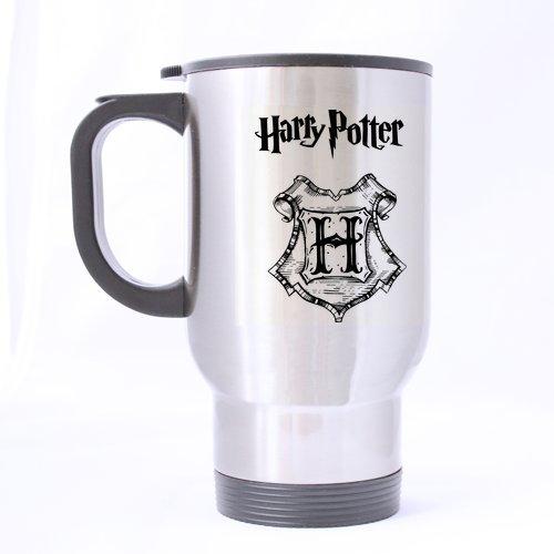 Logo Harry Potter, tasse de voyage étanche Design Coffee Mug personnalisé créative Sport tasse-Tasse à thé - 14 Cl