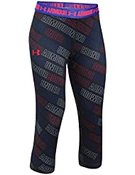 Under Armour Printed Armour Pantacourt Fille