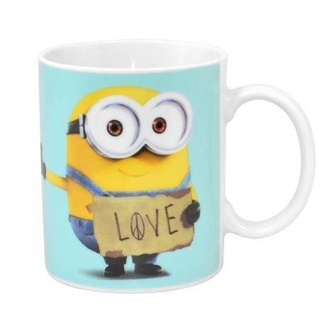 Minion taza, Bob Love