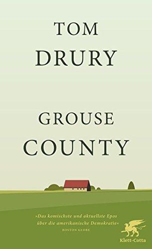 Grouse County: Romantrilogie