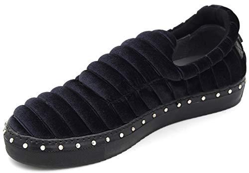 Cesare Paciotti 4US Damen Turnschuhe Freizeitschuhe Sneaker Casual Art. 88KD6TNL 39 Nero Black