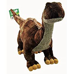 "DINOSAUR ANIMAL PLANET - Peluche Dinosaurio ""Brontosaurus"" 65cm - Calidad Super Soft"