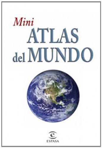 Mini Atlas del mundo (REFERENCIA ILUSTRADA) por Artistas varios